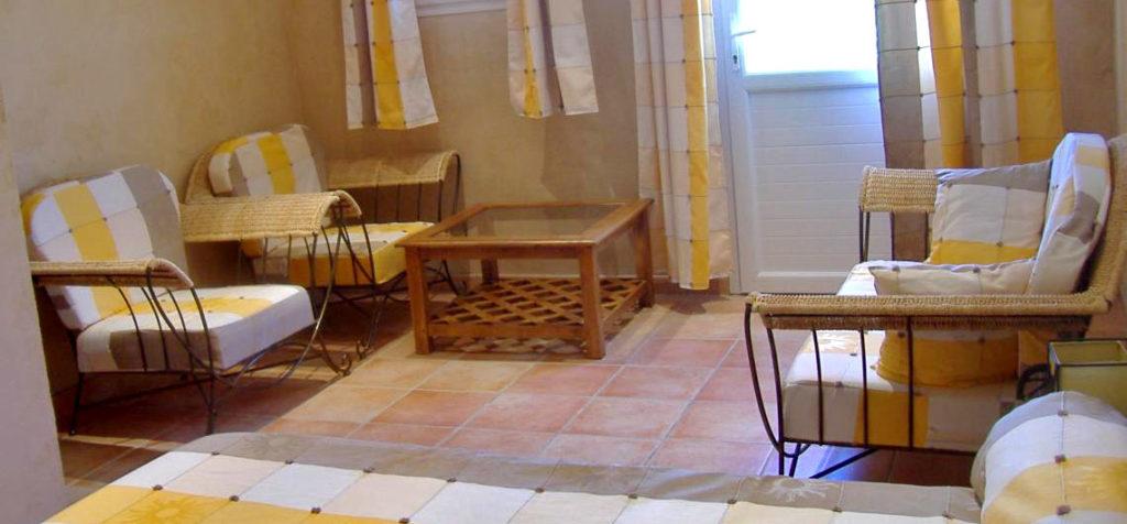 Evajade, Beaumes de Venise, chambre d'hôtes