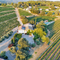 Mas Evajade, Beaumes de Venise, vins, gîte, chambre d'hôte, Vaucluse