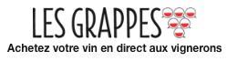 Les Grappes - achat de vins direct aux vignerons
