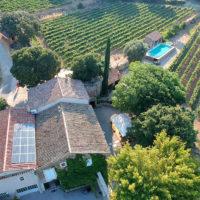 chambre hote, gite, Beaumes de Venise, Provence, Vaucluse